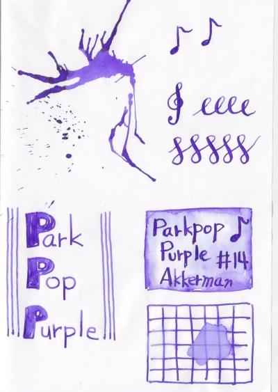 Akkerman #14 Parkpop Purper