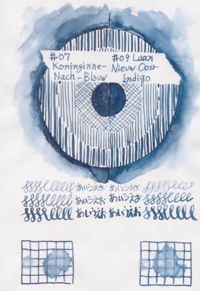 Akkerman KoninginneNach-Blauw  Laan van Nieuw Oost-Indigo